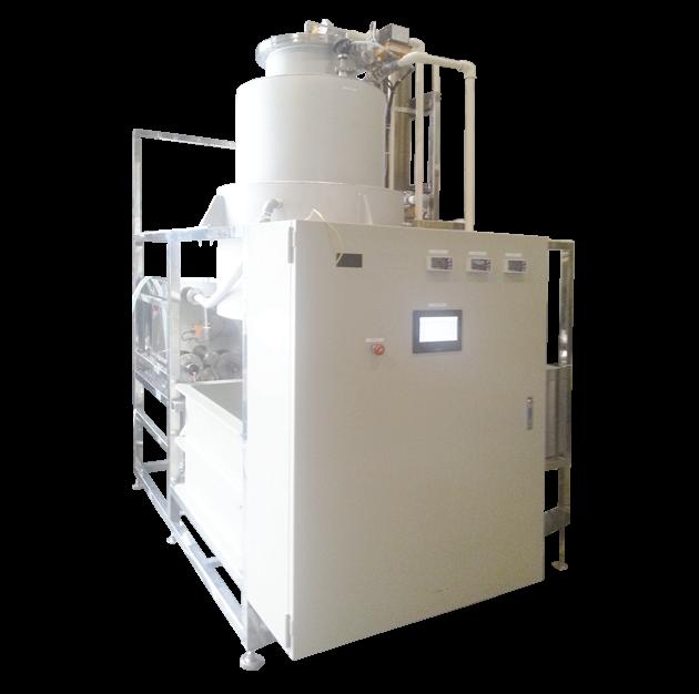 蒸餾薄膜系統 1